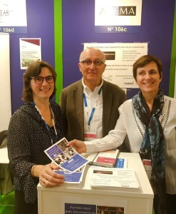 Stand Adéma au Forum des Associations 2018